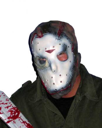 Jason Latex Mask