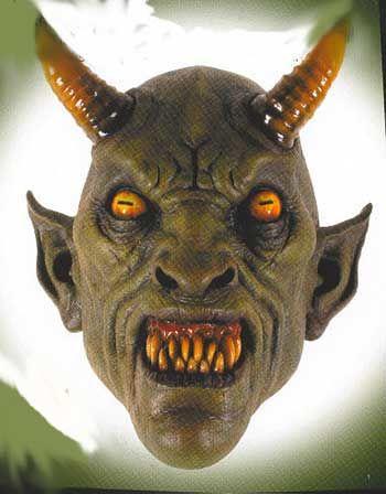 Demon Xaphan Mask