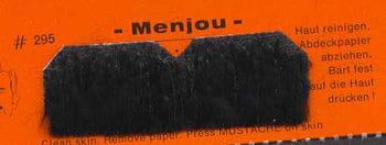 beard Menjou black