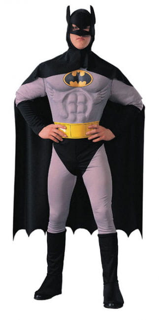 Batman DLX Musclechest Costume