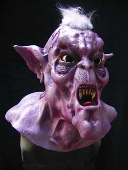 Iroky Vampire Latex Maske