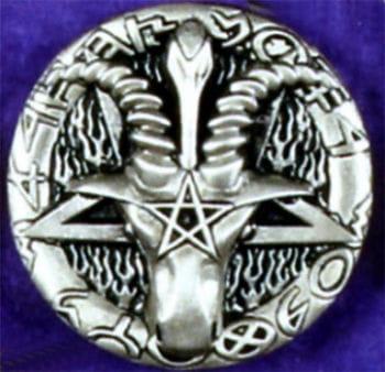 Buckle Pentagram