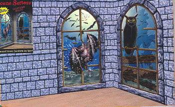 Horror Window Scene Setter