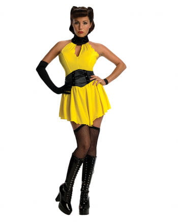 5 pcs. Sally Jupiter Watchmen Costume