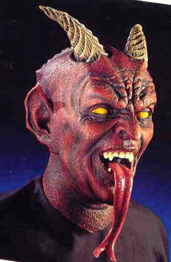 Beelzebub Teufels Maske