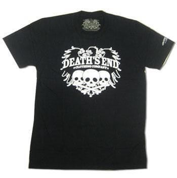 Three Skull T-Shirt GR.S
