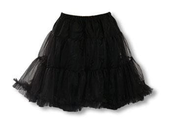 Tulle Petticoat black