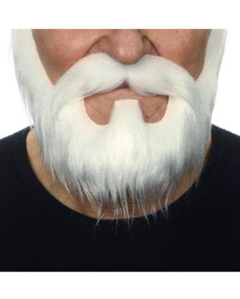 Adventurer Beard white