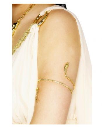 Egyptian Snake Bracelet Gold