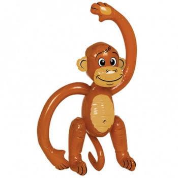 Affe aufblasbar