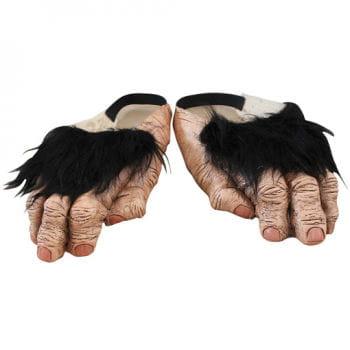 Affen Füße aus Latex