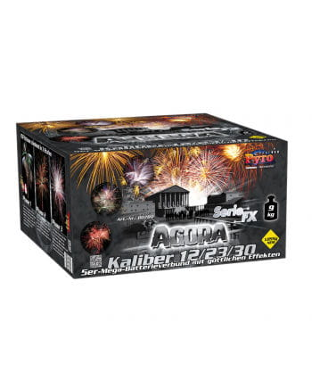 Agora Battery Fireworks 150 rounds