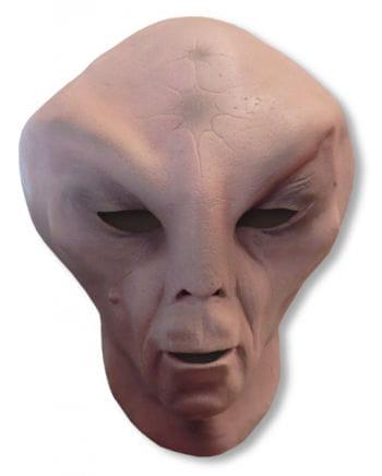 Alien Maske aus Schaumlatex