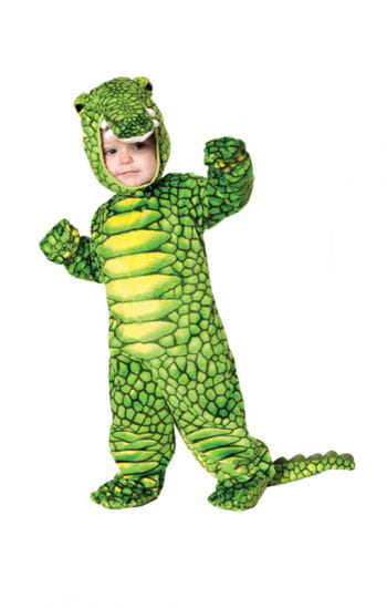Alligator Baby Costume