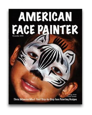American Face Painter Schminkheft