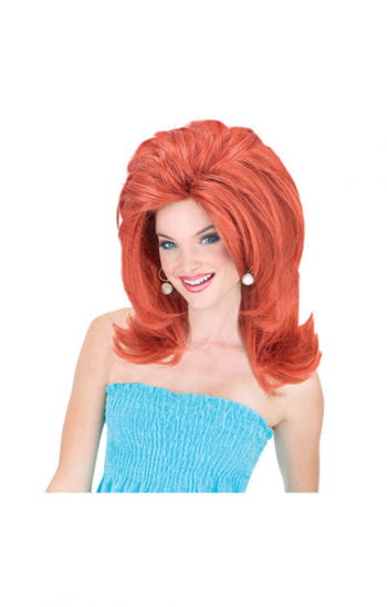 American Housewife Wig Copper Red