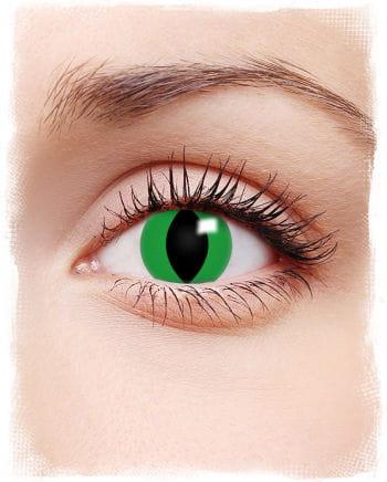 Green Anaconda Contact Lenses