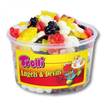 Angels and Devils Fruit Gums