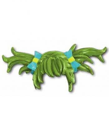 Anime wig braids green