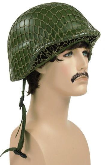 Army Helm mit Netz Premium