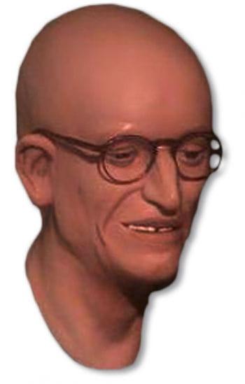 Aufseher Maske Helmut aus Schaumlatex