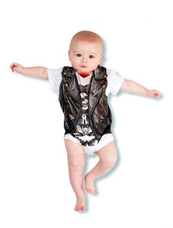 Baby Body in biker style