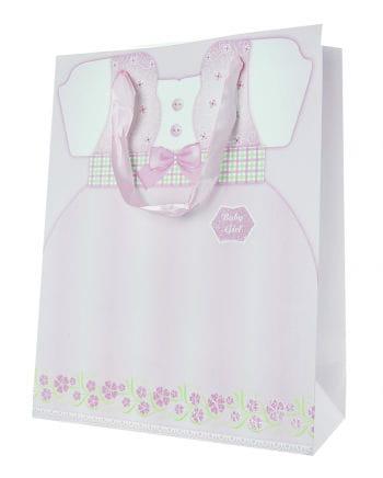 Baby Girl Gift Bag Pink