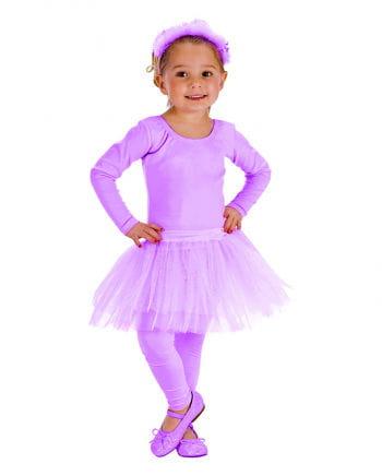Ballerina Kinder Tutu lila