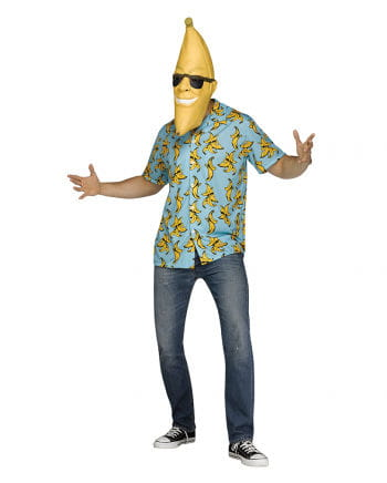 Goin 'Bananas Costume With Mask