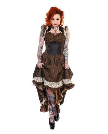 Viktorianisches Steampunk Kleid