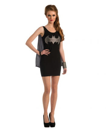 Batgirl Tank Top Mini Dress