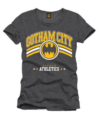 batman t shirt athletic gotham superhelden fanartikel kaufen horror. Black Bedroom Furniture Sets. Home Design Ideas