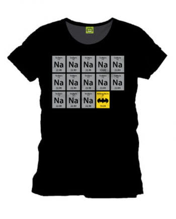 Batman T-Shirt Chemistry