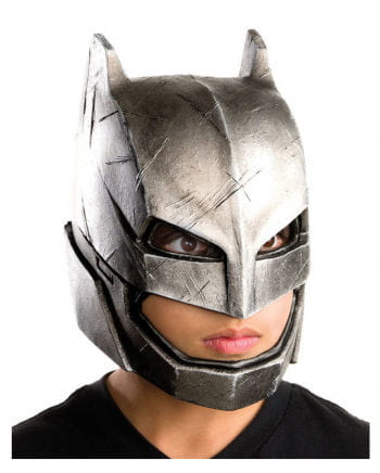 Dawn Of Justice Batman armored vinyl mask