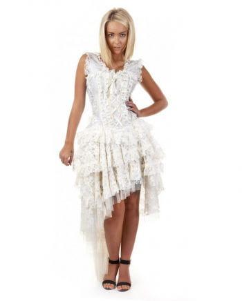 Burleska Brokat Kleid
