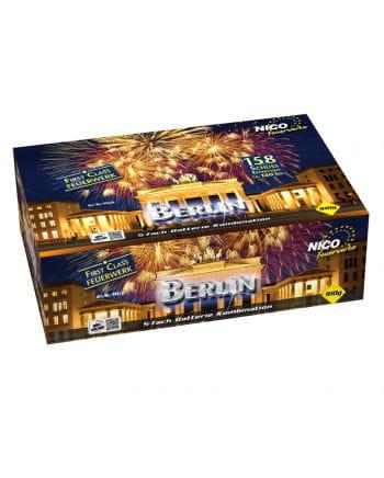 Berlin Battery Fireworks 158 shot