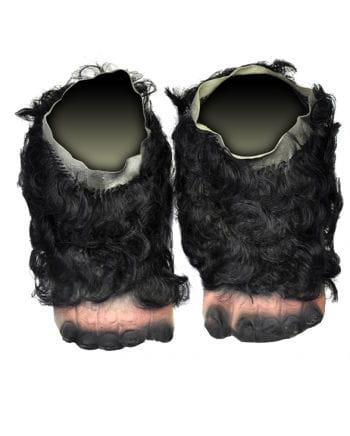 Bigfoot Feet Black