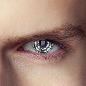 Bionic Eye Contact Lenses