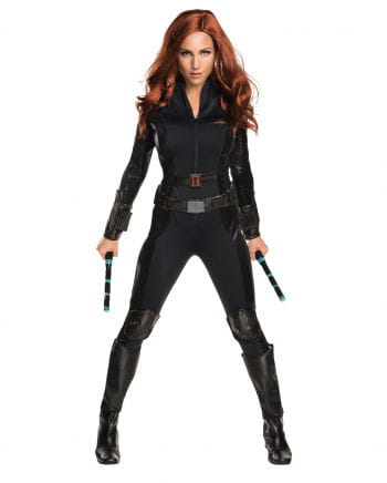 Black Widow Ninja Costume
