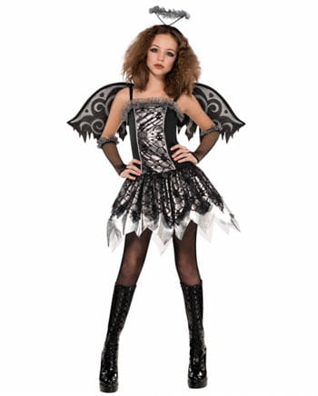 Black Fallen Angel Costume