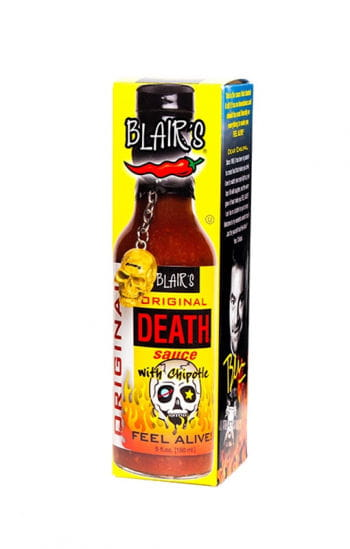 Blair`s Original Death Sauce