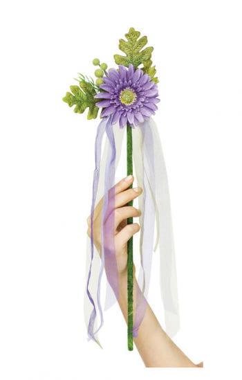 Flower fairy wand violet