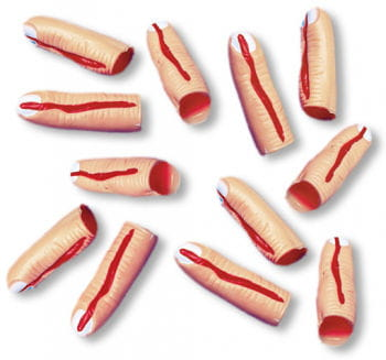 Bloody Finger Tips 12 PCS