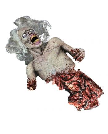 Blutiger Zombie Deko Prop