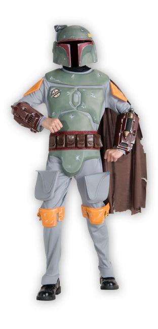 Boba Fett Deluxe Child Costume