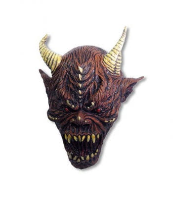 Giant Devil Head with LEDs