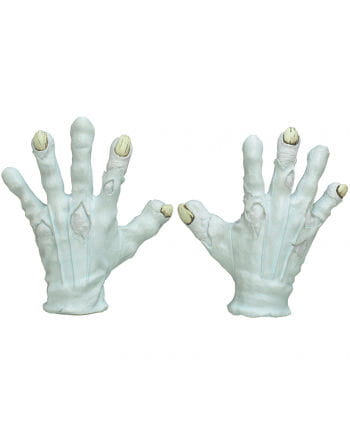 Evil Clown Latex Hands