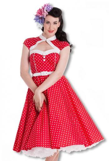 Bolero Petticoat Kleid