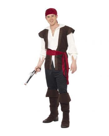 Bounty Piraten Kostüm Plus Size