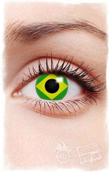 Brazil Contact Lenses